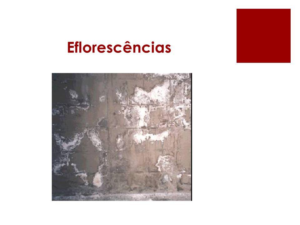 Eflorescências