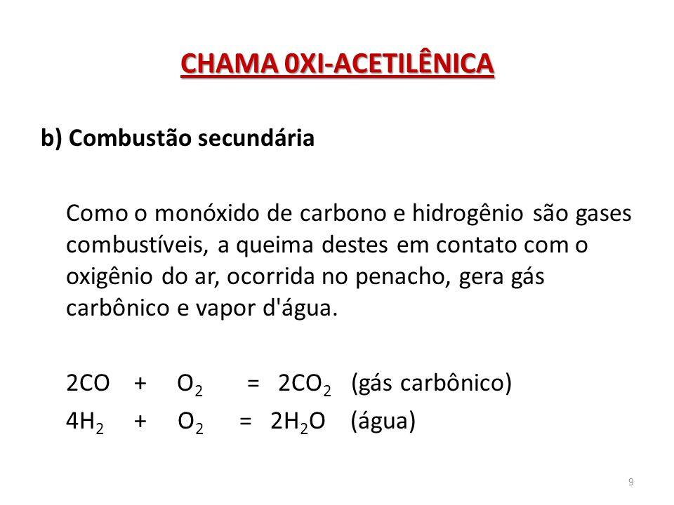 CHAMA 0XI-ACETILÊNICA