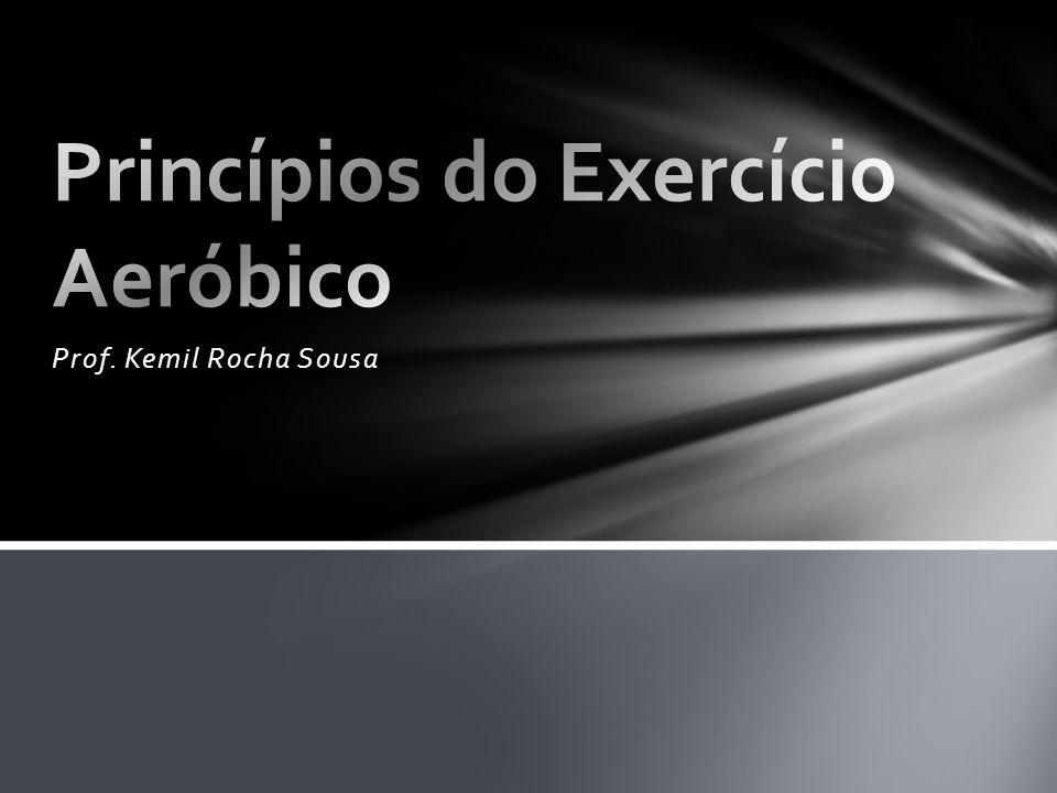 Princípios do Exercício Aeróbico