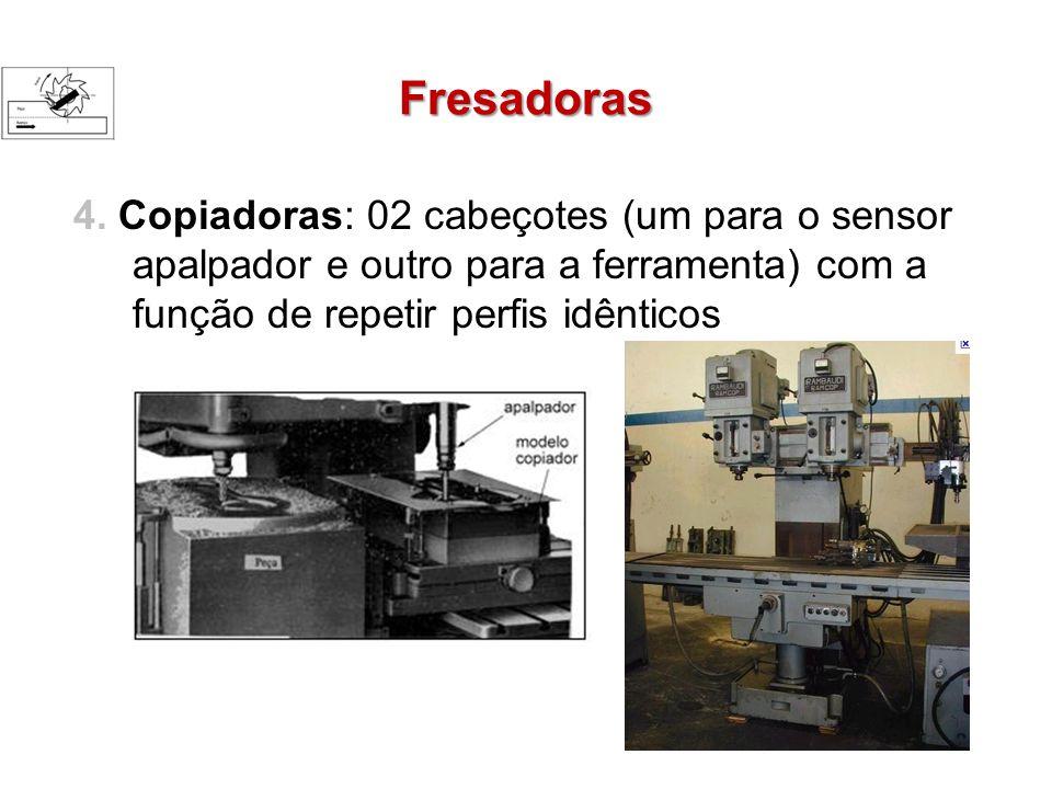 Fresadoras 4.