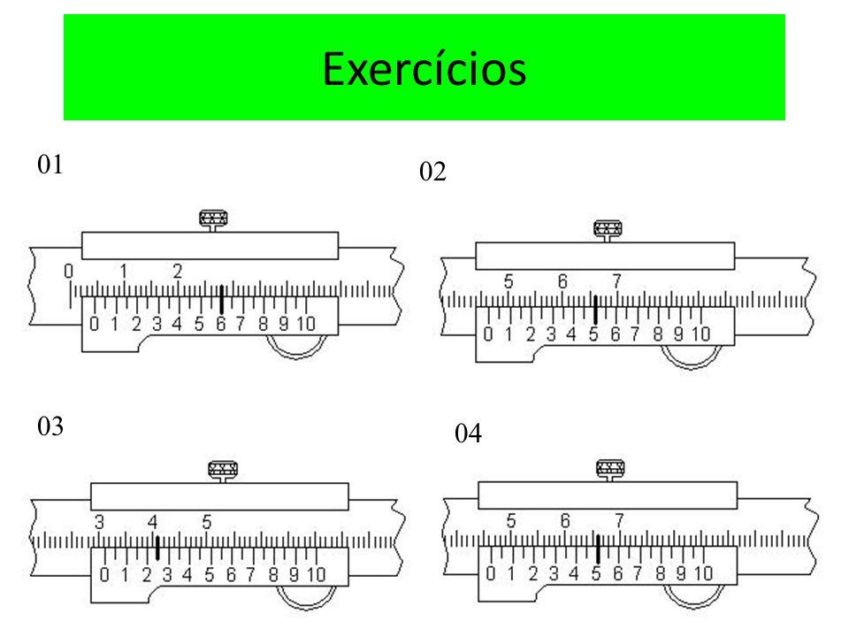 Exercícios 01 02 03 04