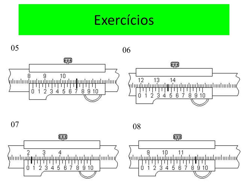 Exercícios 05 06 07 08