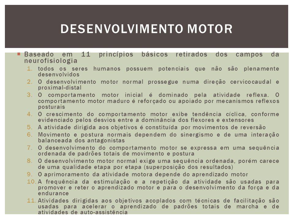 Desenvolvimento motor