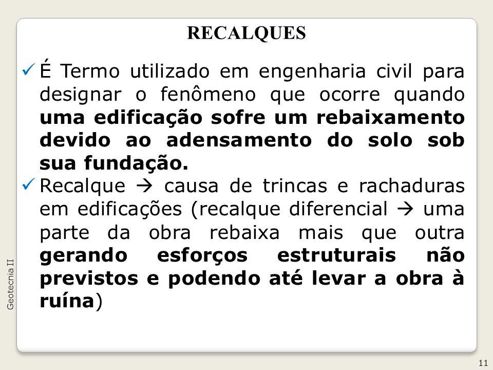 RECALQUES