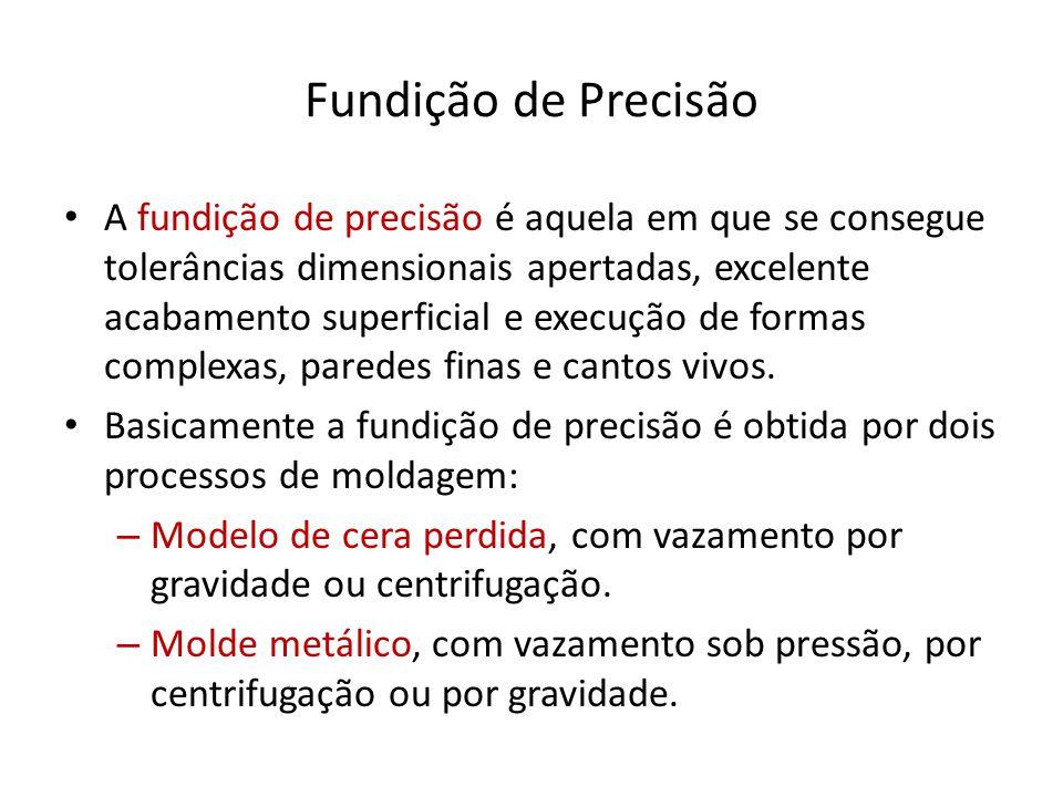 Fundição de Precisão