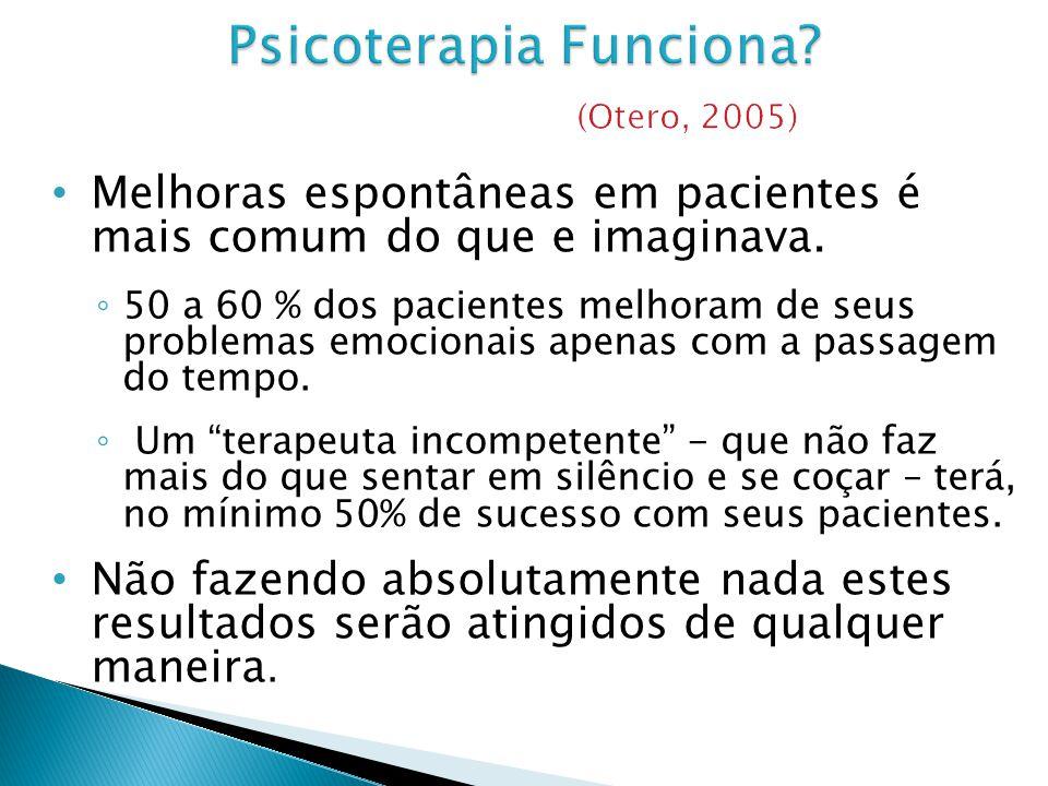 Psicoterapia Funciona (Otero, 2005)
