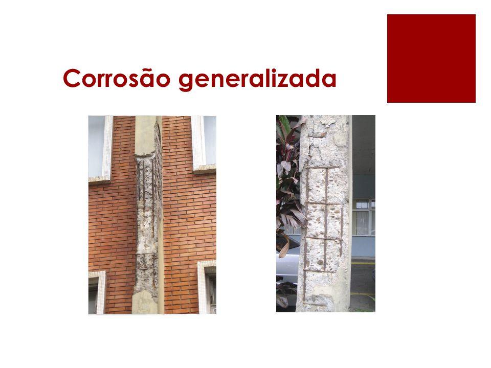 Corrosão generalizada