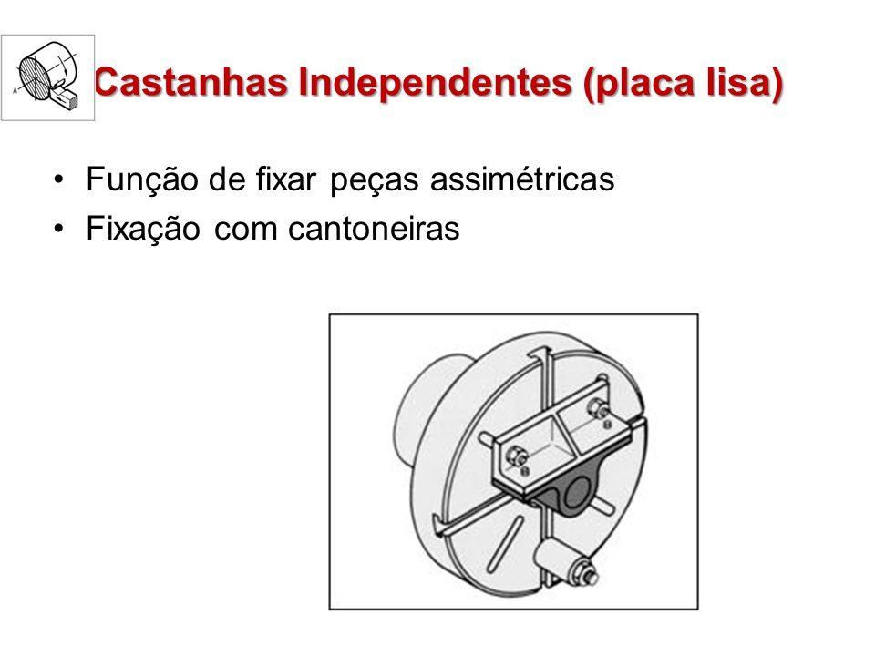 Castanhas Independentes (placa lisa)