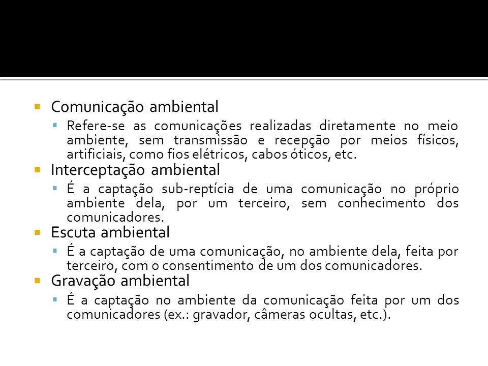 Comunicação ambiental