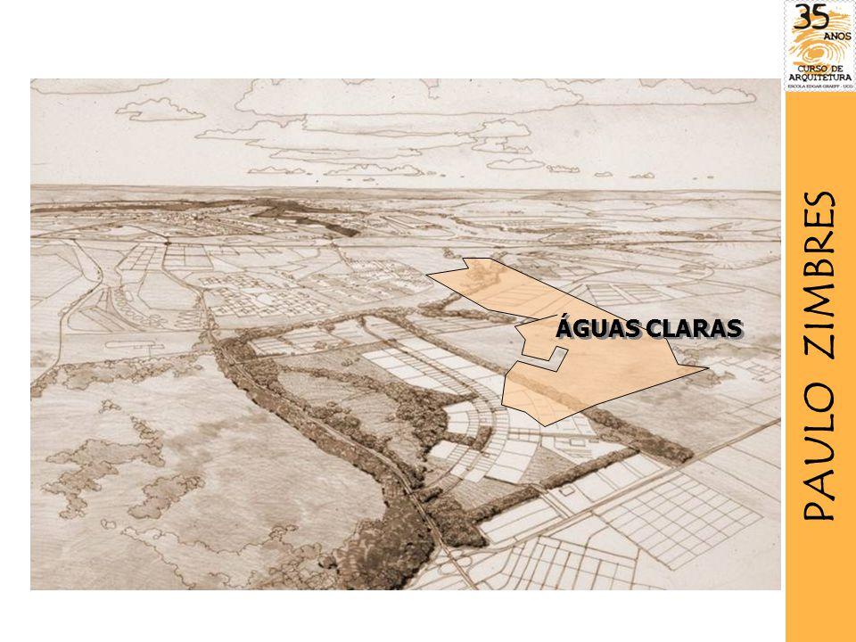 ÁGUAS CLARAS PAULO ZIMBRES