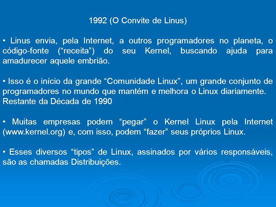 1992 (O Convite de Linus)