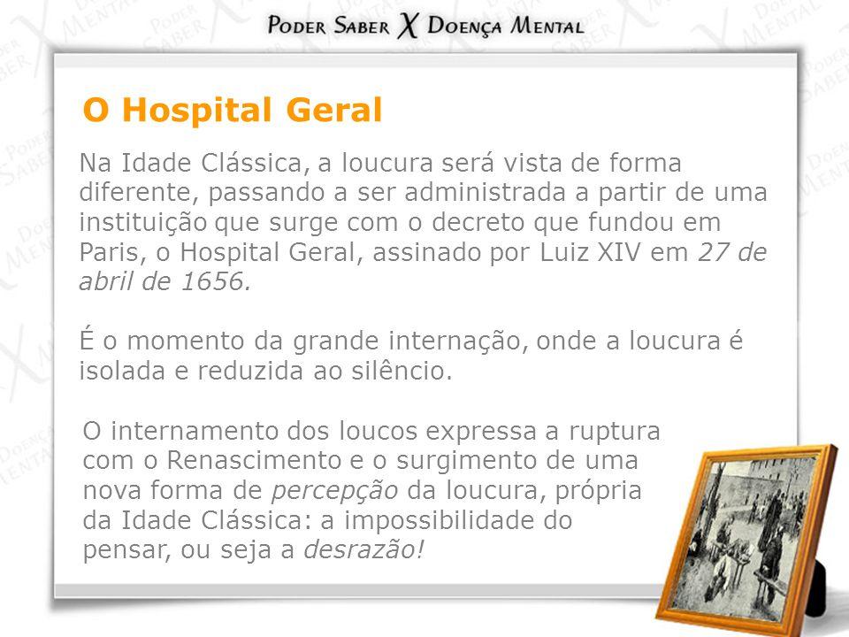 O Hospital Geral