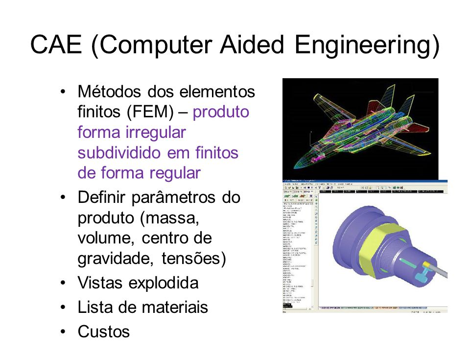 CAE (Computer Aided Engineering)