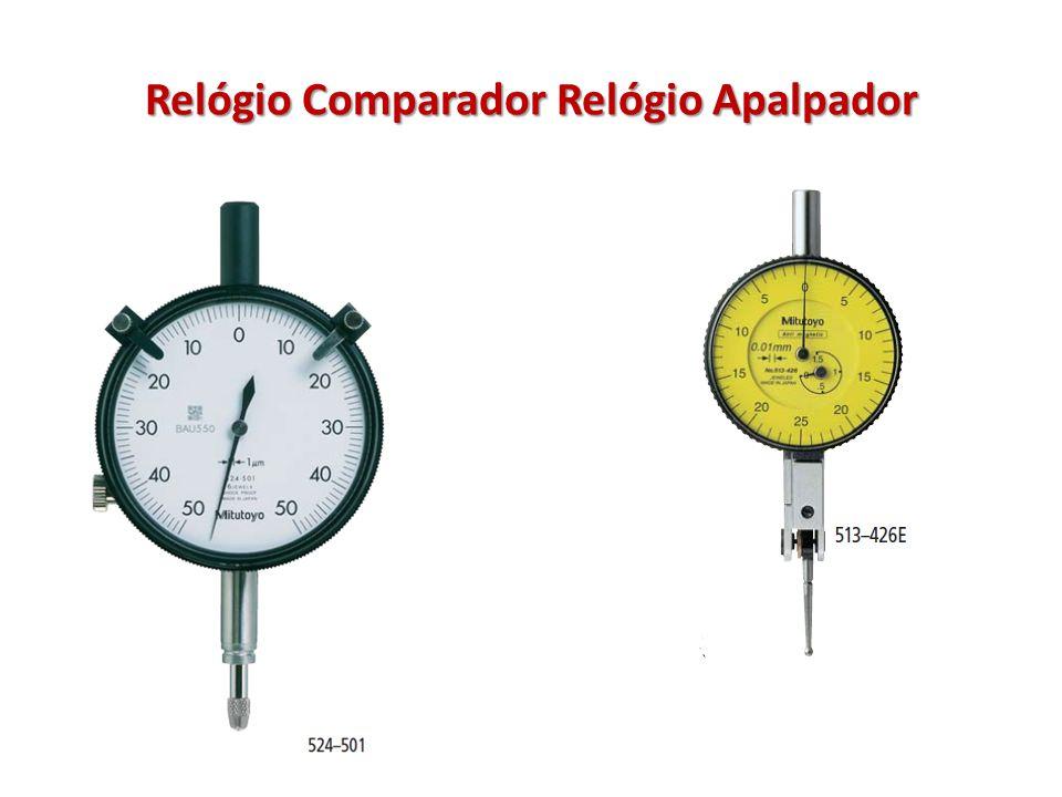 Relógio Comparador Relógio Apalpador