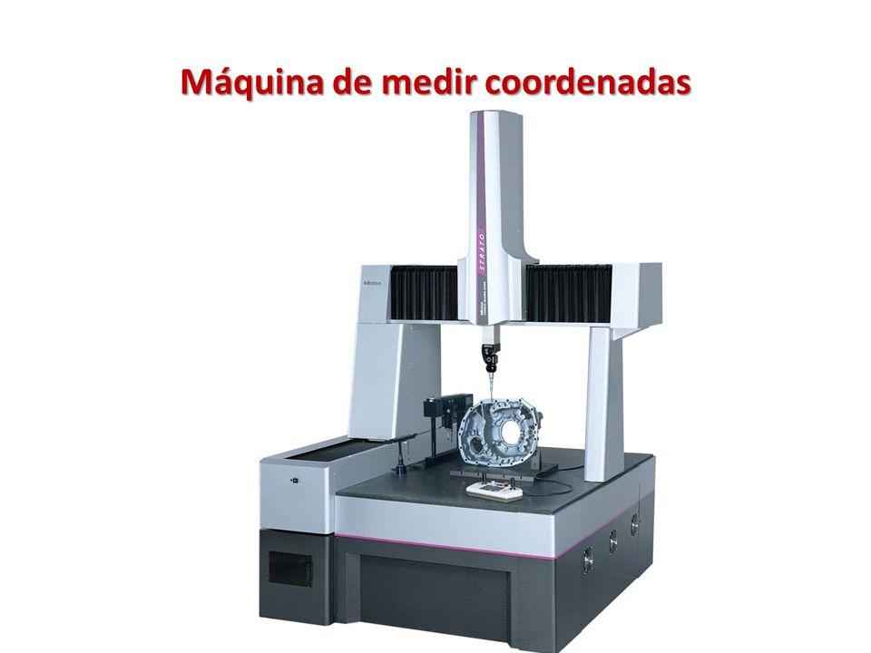 Máquina de medir coordenadas