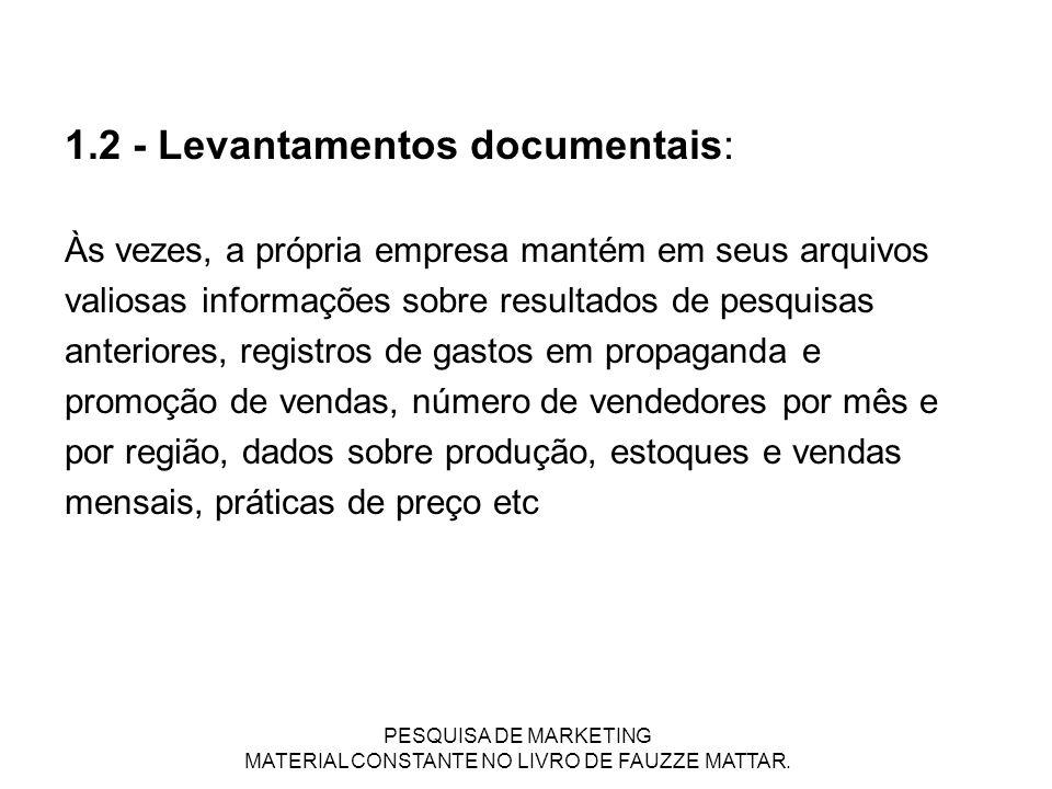MATERIAL CONSTANTE NO LIVRO DE FAUZZE MATTAR.