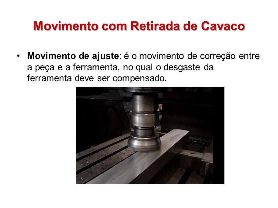 Movimento com Retirada de Cavaco