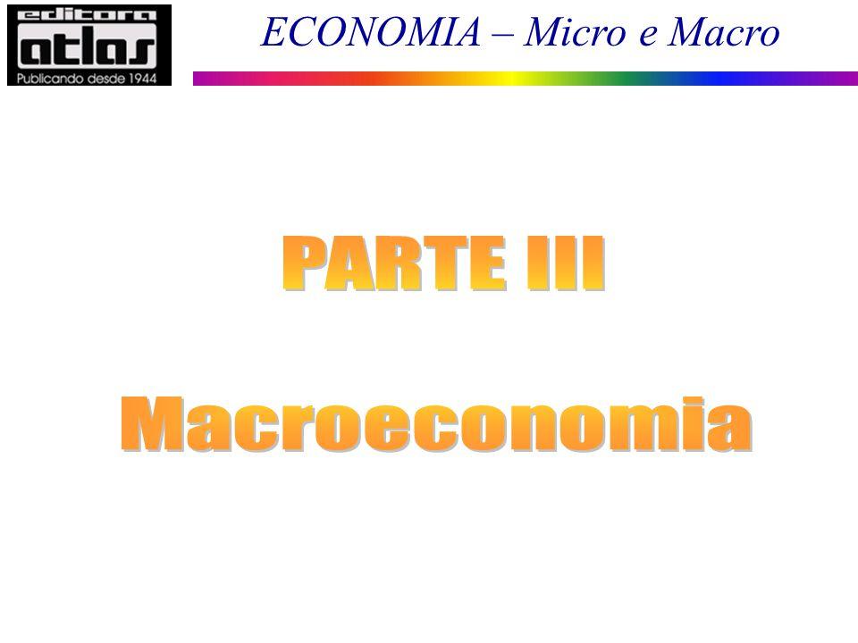 PARTE III Macroeconomia
