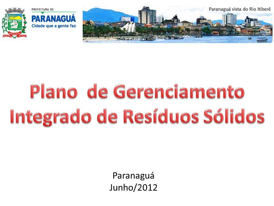 Plano de Gerenciamento Integrado de Resíduos Sólidos