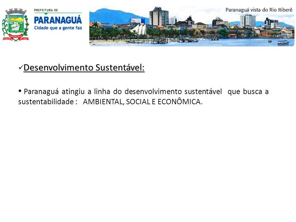 Desenvolvimento Sustentável: