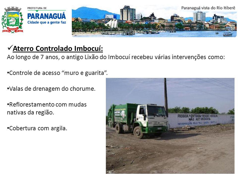 Aterro Controlado Imbocuí: