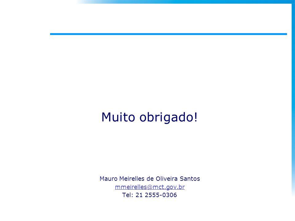 Mauro Meirelles de Oliveira Santos