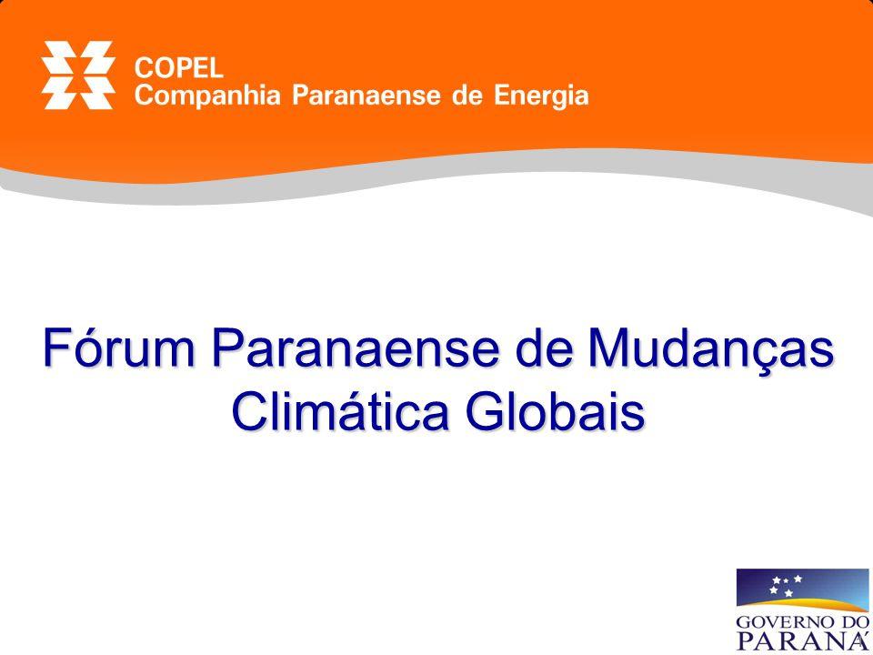 Fórum Paranaense de Mudanças Climática Globais