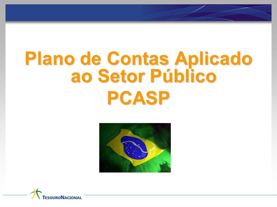 Plano de Contas Aplicado ao Setor Público
