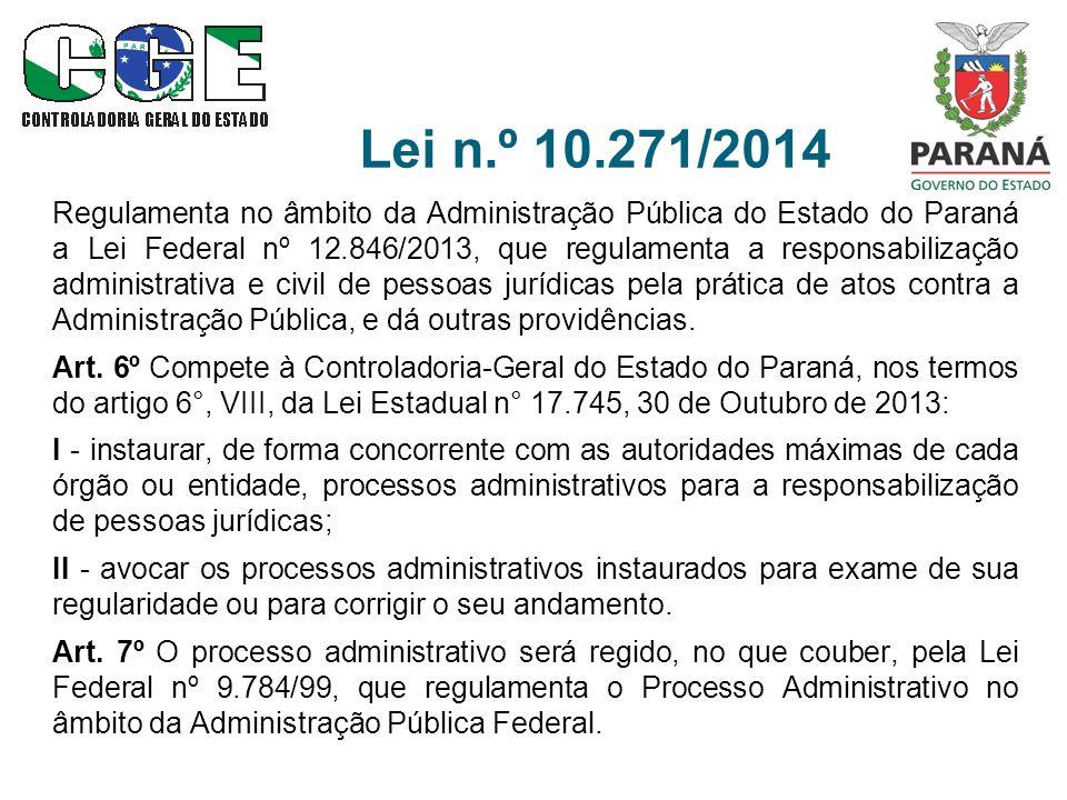 Lei n.º 10.271/2014