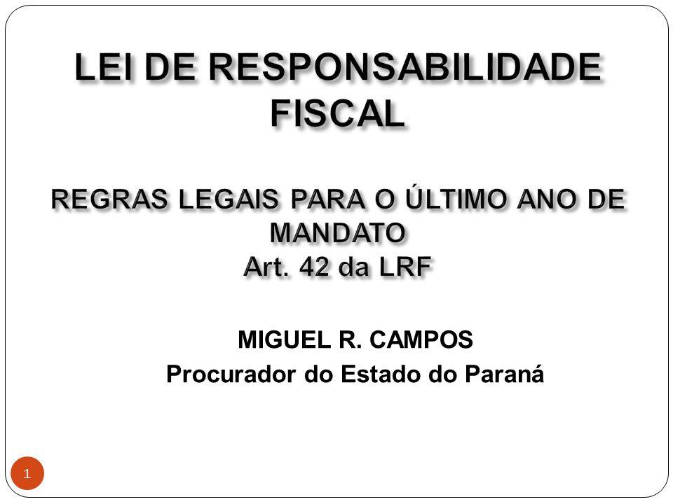 Procurador do Estado do Paraná