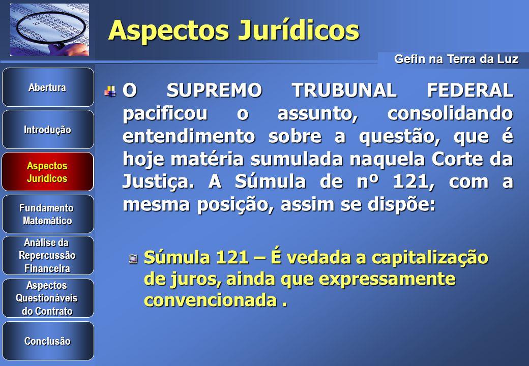 Aspectos Jurídicos