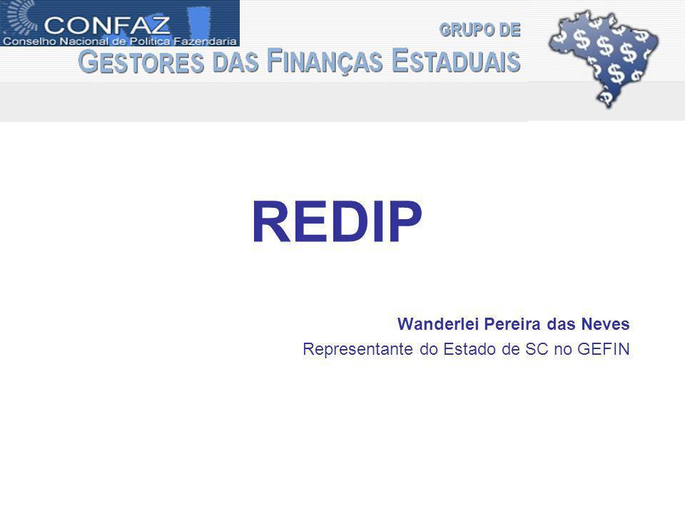 REDIP Wanderlei Pereira das Neves