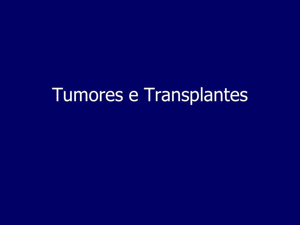 Tumores e Transplantes