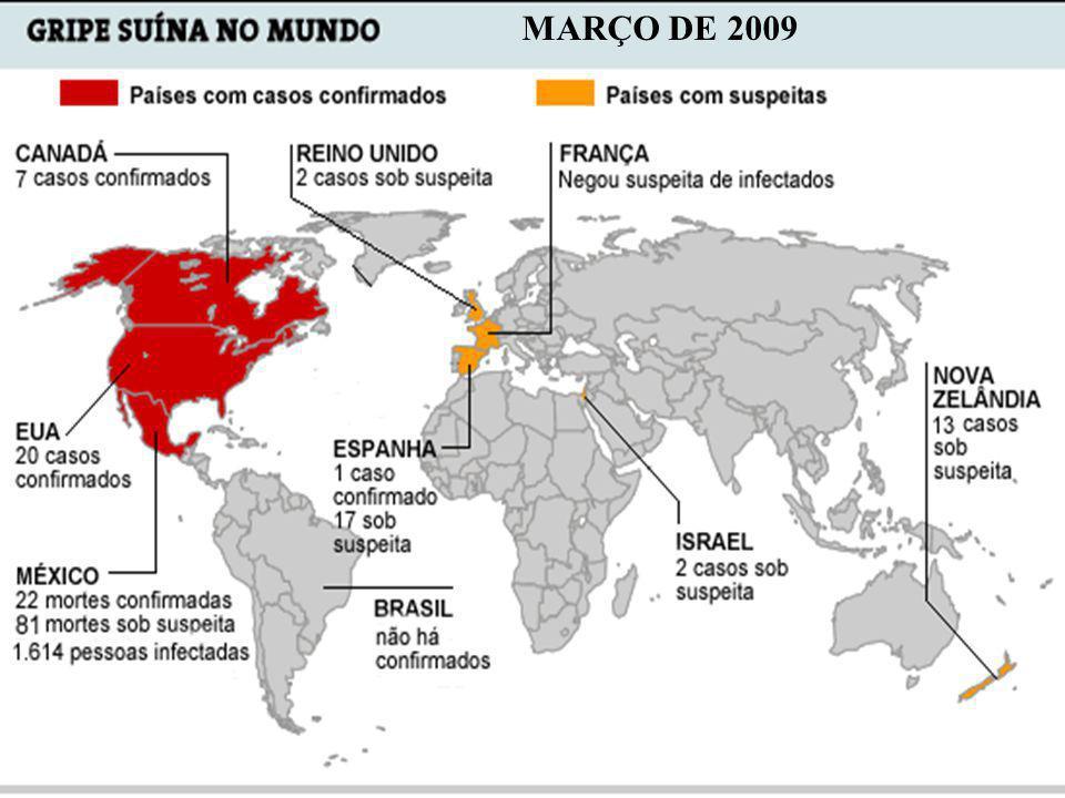 MARÇO DE 2009