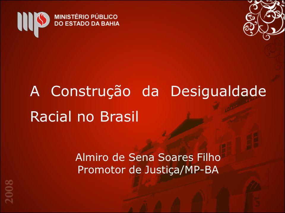 A Construção da Desigualdade Racial no Brasil
