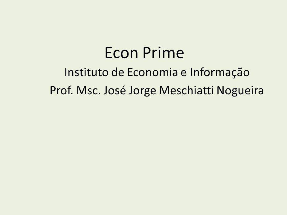 Econ Prime Instituto de Economia e Informação