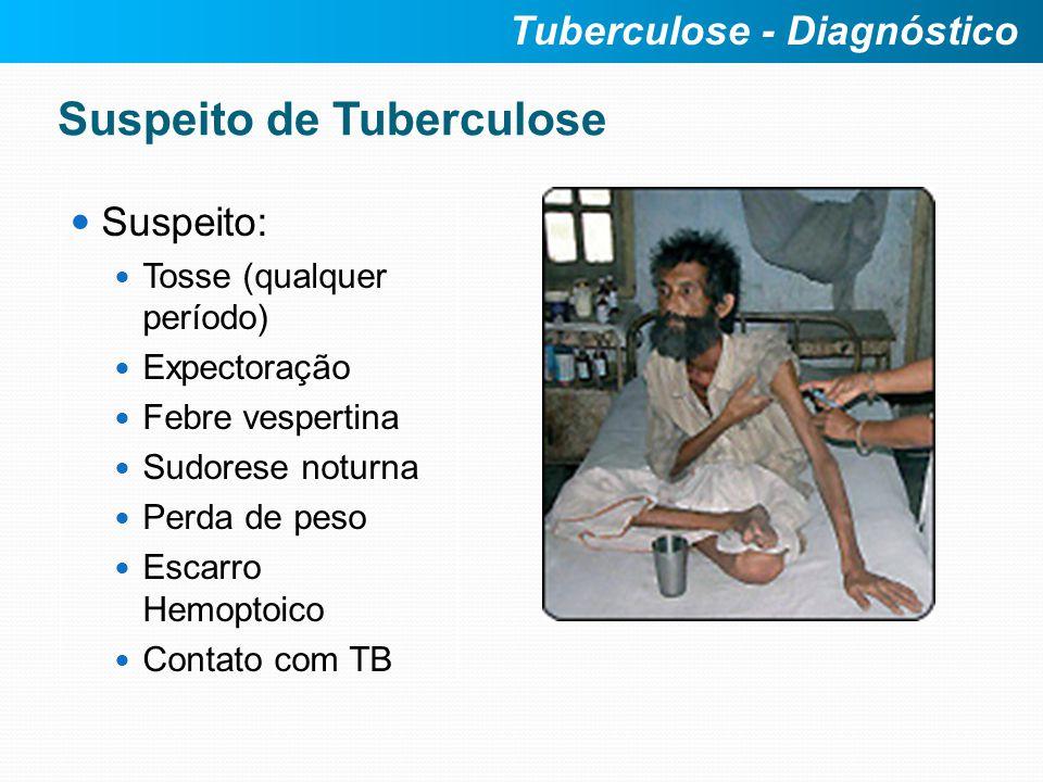 Suspeito de Tuberculose
