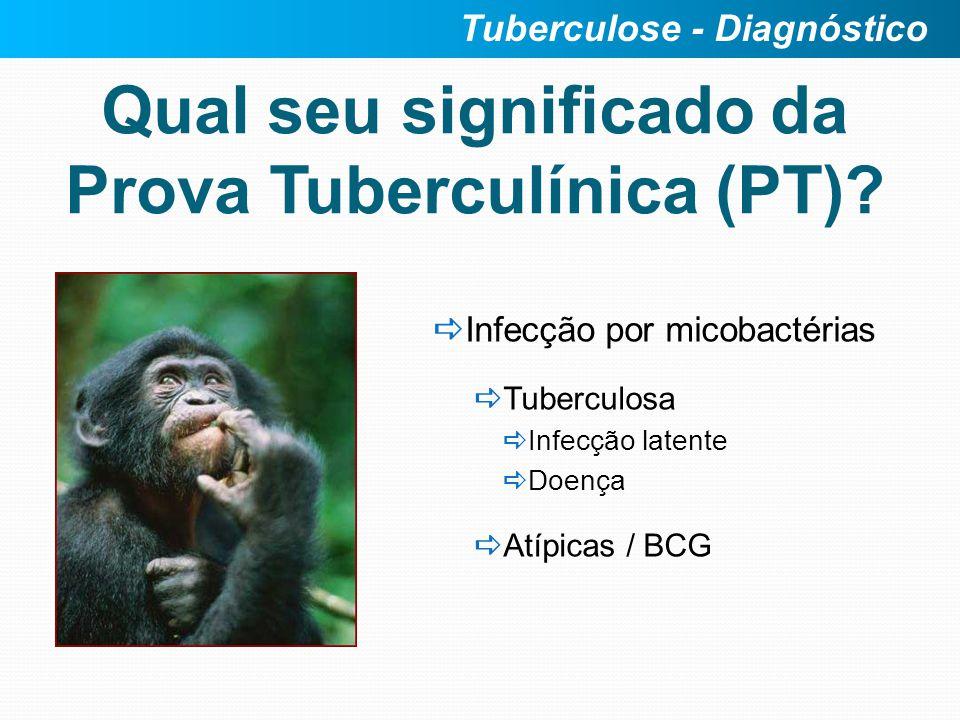 Qual seu significado da Prova Tuberculínica (PT)