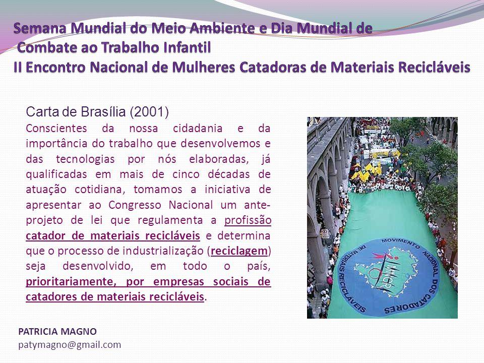 Carta de Brasília (2001)
