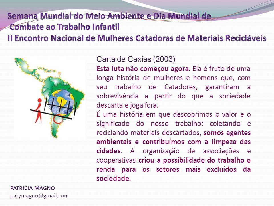 Carta de Caxias (2003)