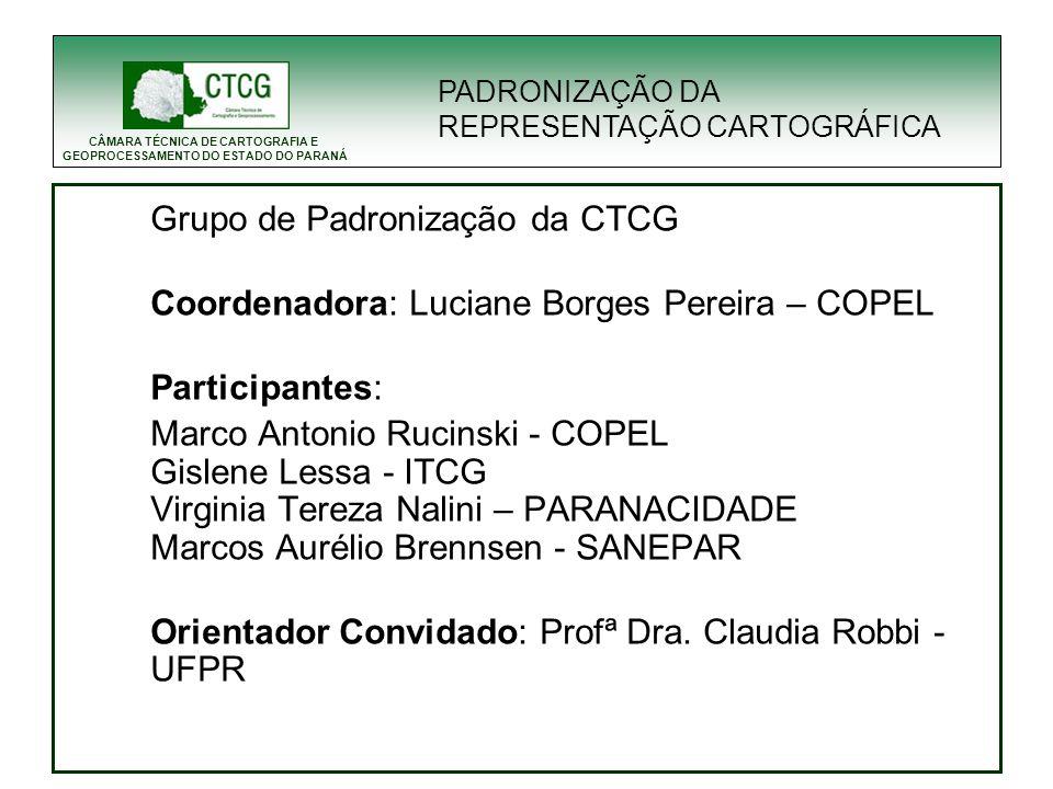 Grupo de Padronização da CTCG