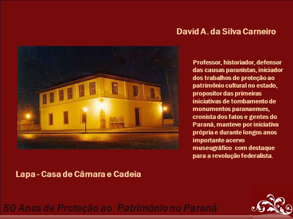 David A. da Silva Carneiro