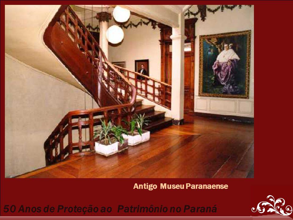 Antigo Museu Paranaense