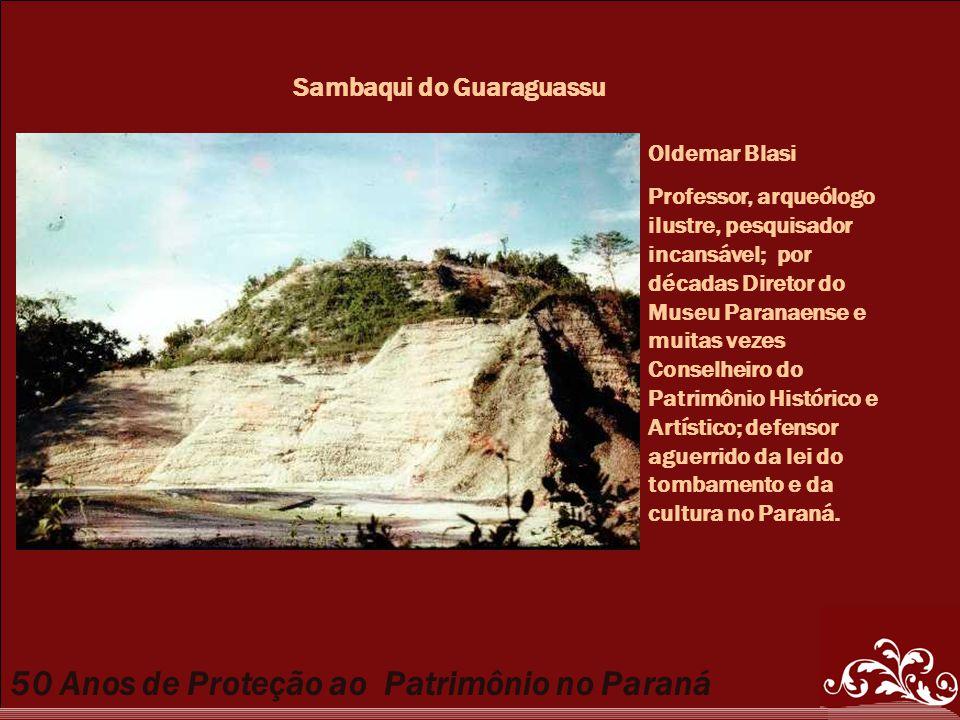 Sambaqui do Guaraguassu