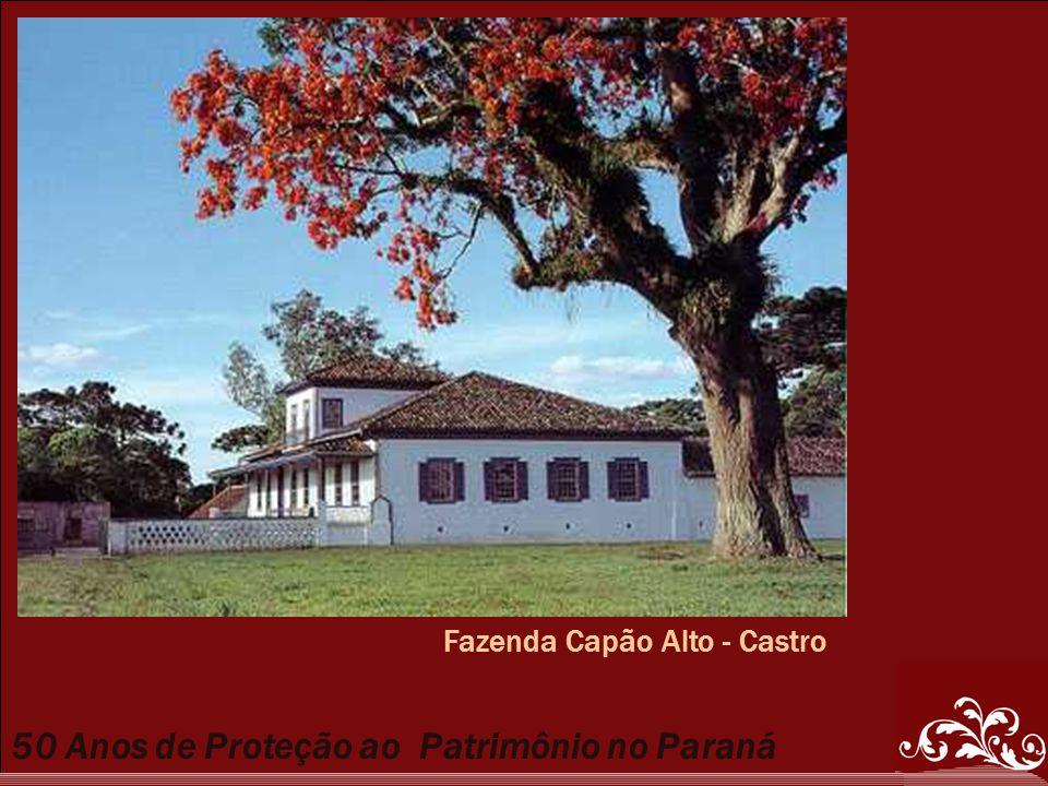 Fazenda Capão Alto - Castro