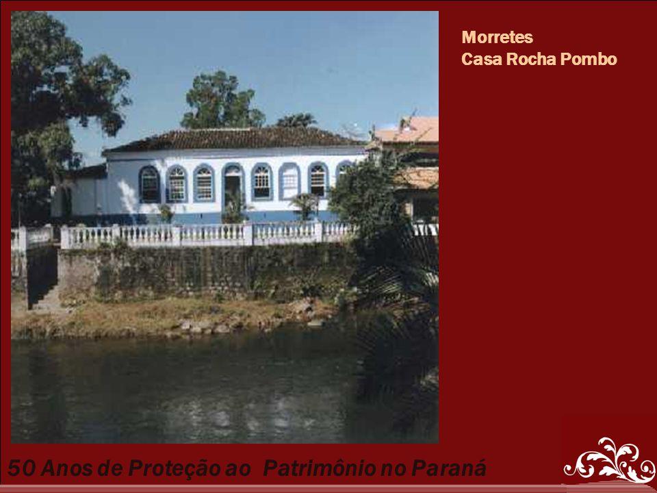 Morretes Casa Rocha Pombo