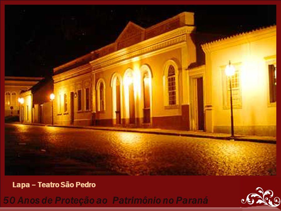 Lapa – Teatro São Pedro