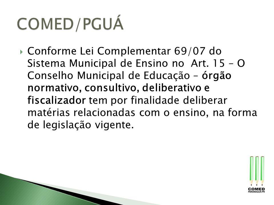 COMED/PGUÁ