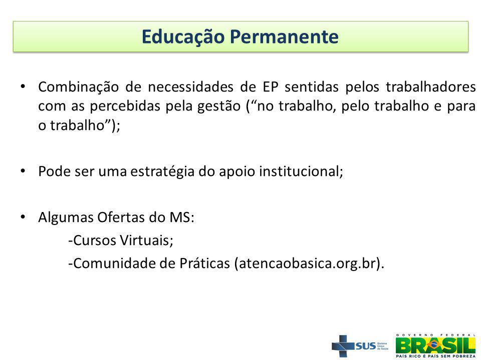 Educação Permanente