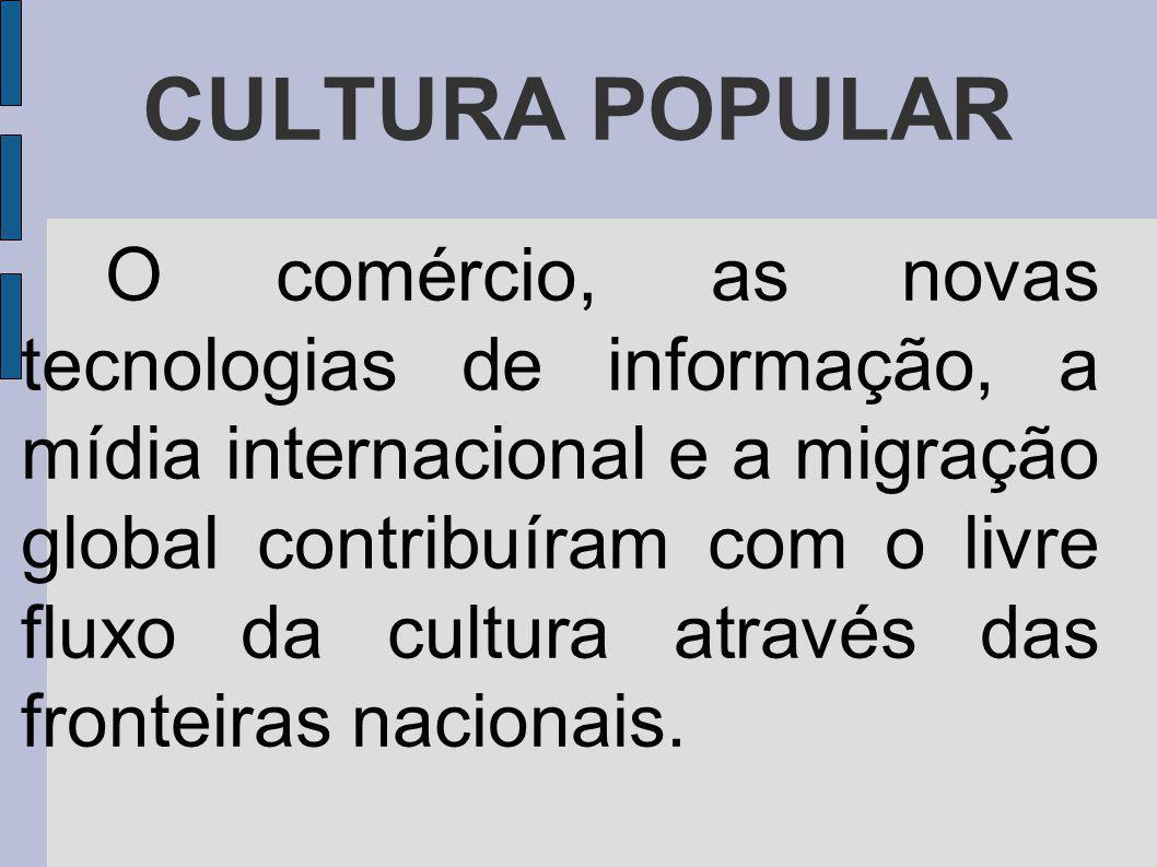CULTURA POPULAR